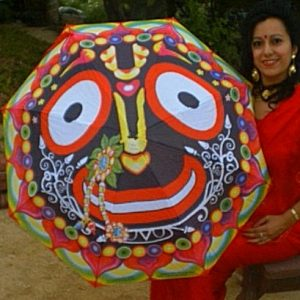 Jagannatha Stick Umbrella