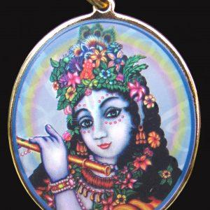 Krishna Pendant Process Col