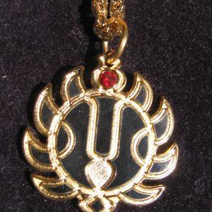 Chakra Tilaka Pendant