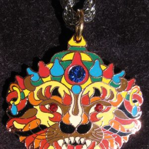Classic Closionnee Pendant of the halfMan halfLion incarnation!